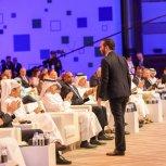 Discurso en Forum Doha.