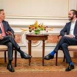 Reunión Bilateral con Presidente de Panamá.