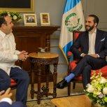 27 ENERO VISITA OFICIAL, PRESIDENTE DE GUATEMALA, ALEJANDRO GIAMMATTEI
